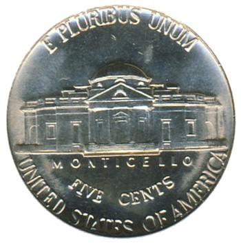 Full Steps Jefferson Nickels